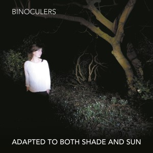 binoculers_adapted to both shade and sun